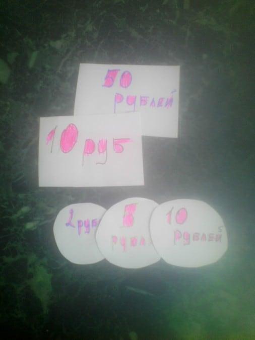 Творческий краткосрочный проект в подготовительной группе детского сада «Копейка рубль бережет. Почему?»