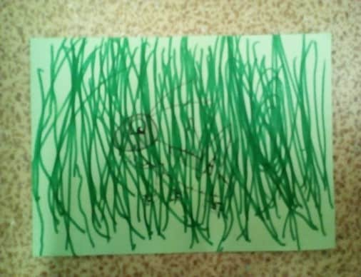 Конспект НОД в группе раннего возраста (2-3 года) «Здравствуй, кузнечик!»