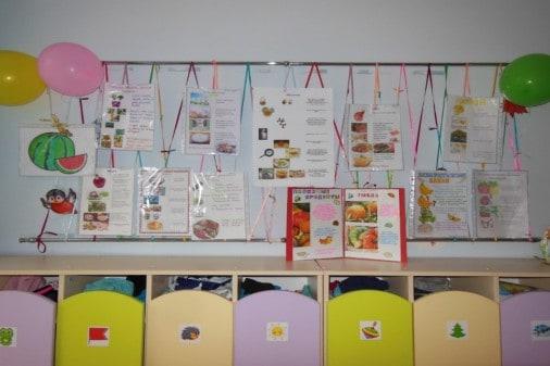 Краткосрочный проект «Полезные продукты питания» в средней группе № 3