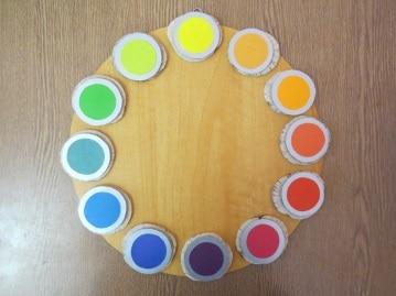 Формирование представлений детей о влиянии цвета на здоровье и настроение человека в ходе реализации проекта